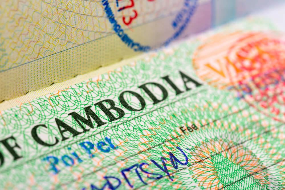 Visum Cambodja aanvragen Alles over het visum voor Cambodja!