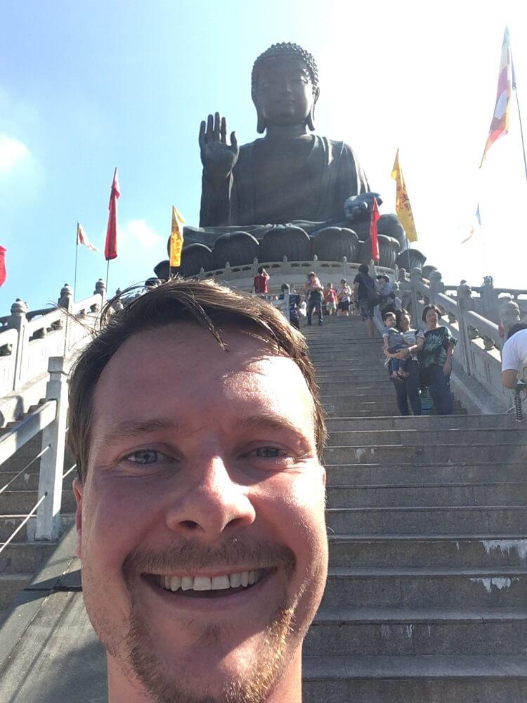 grootste zittende buddha van de wereld