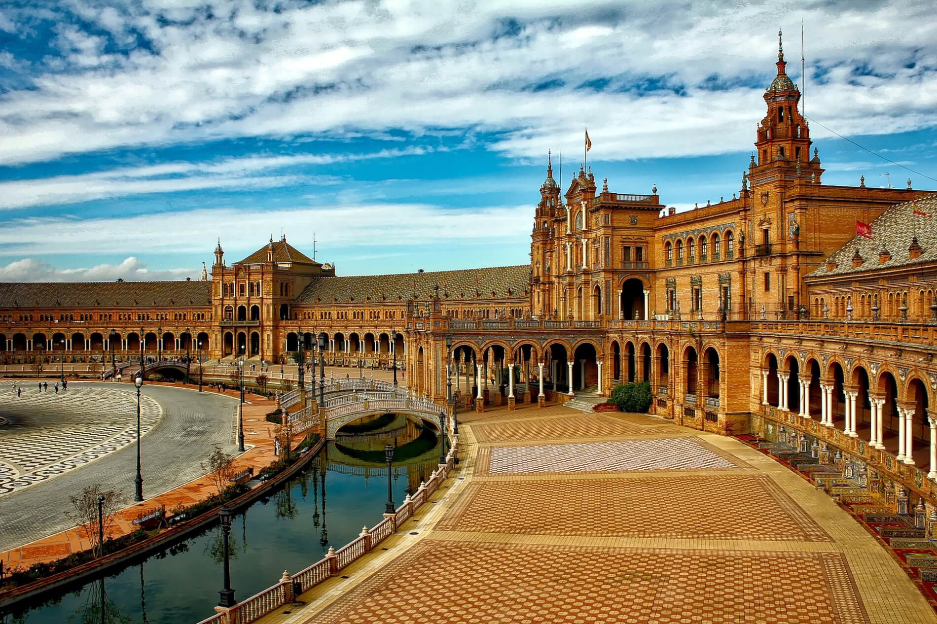 Sevilla bezienswaardigheden