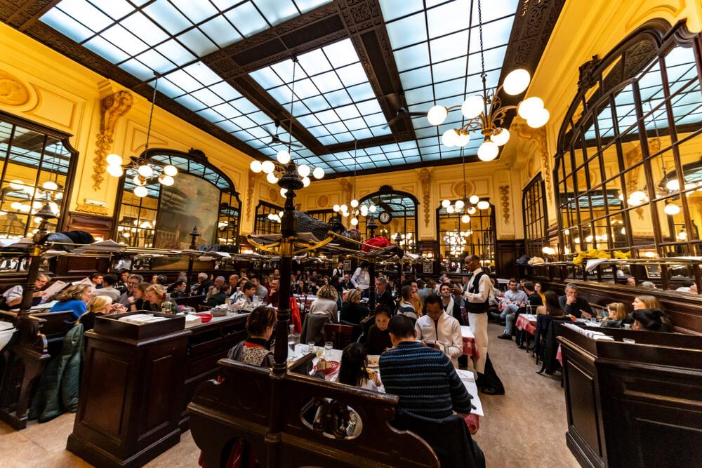 Restaurant Parijs