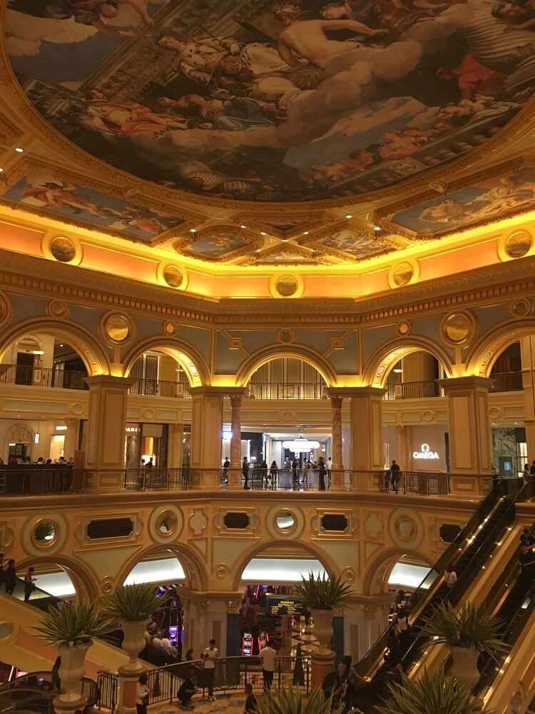 the venetian casino hong kong!