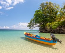 zonbestemmingen april jamaica