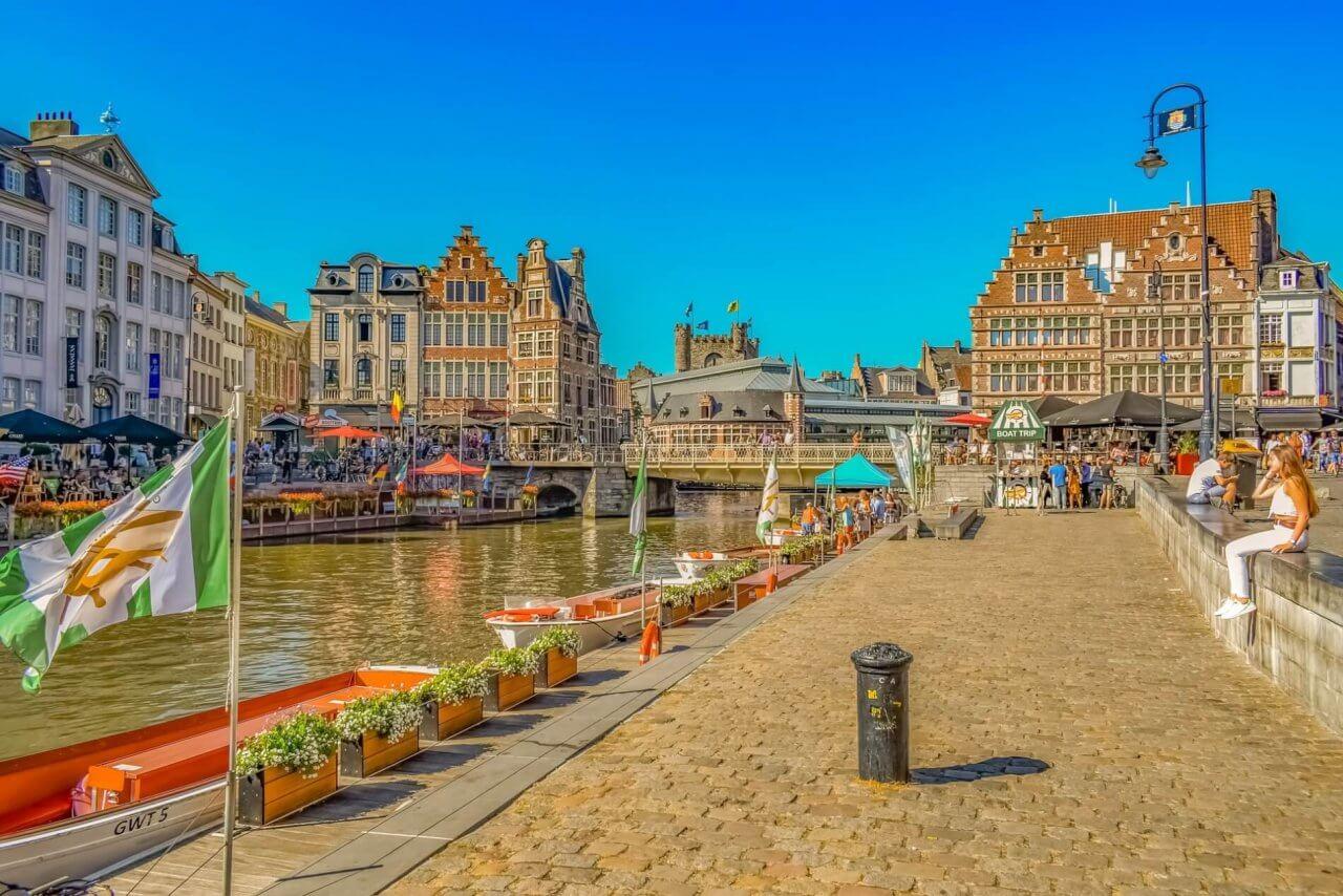 Bezienswaardigheden Gent