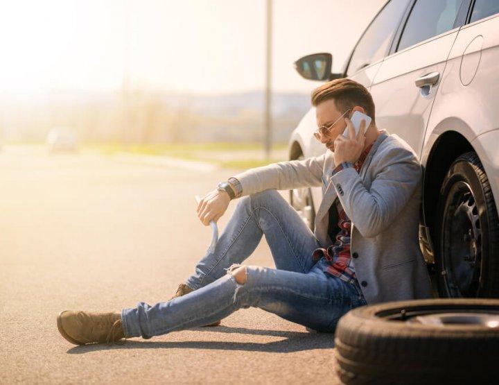 Letselschade als gevolg van een verkeersongeval