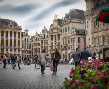 bezienswaardigheden Brussel kaart