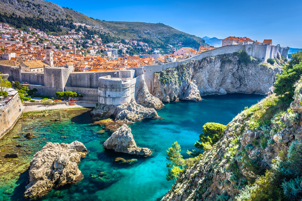 Bezienswaardigheden Kroatië