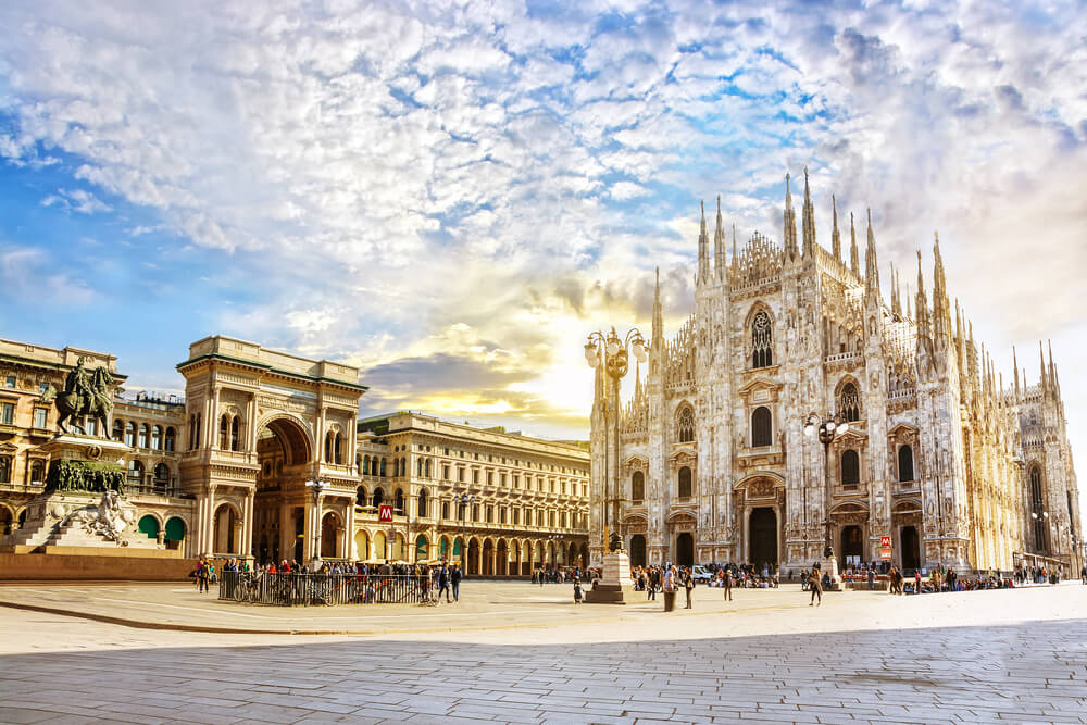 top 10 bezienswaardigheden Milaan