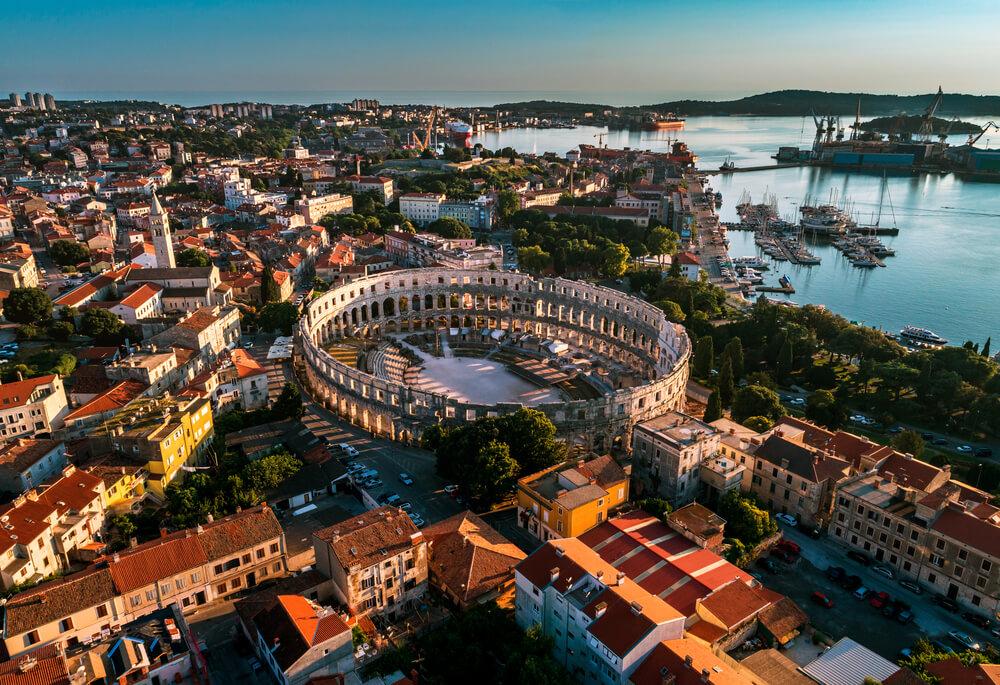 Bezienswaardigheden in Kroatië