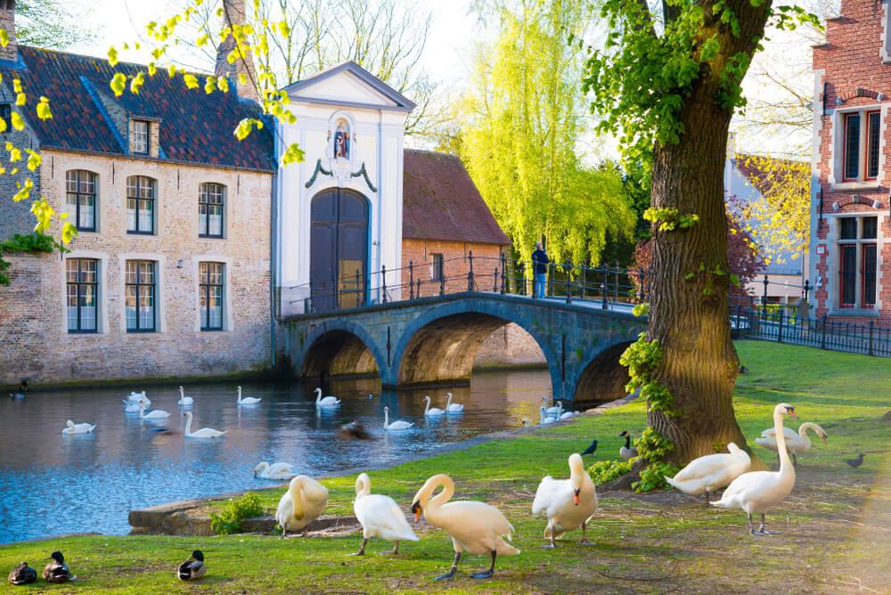 Top 10 bezienswaardigheden Brugge