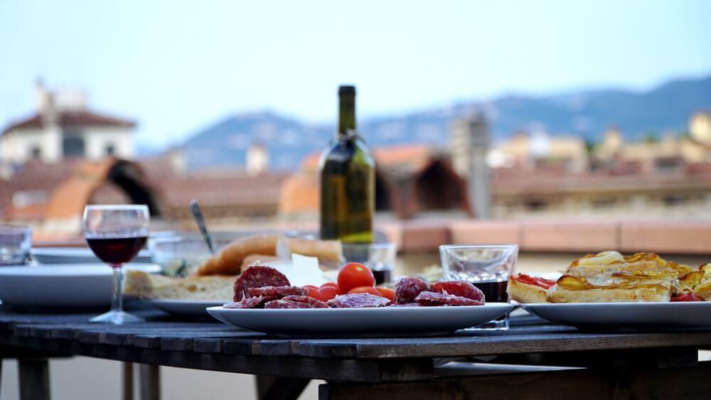 Florence wijn