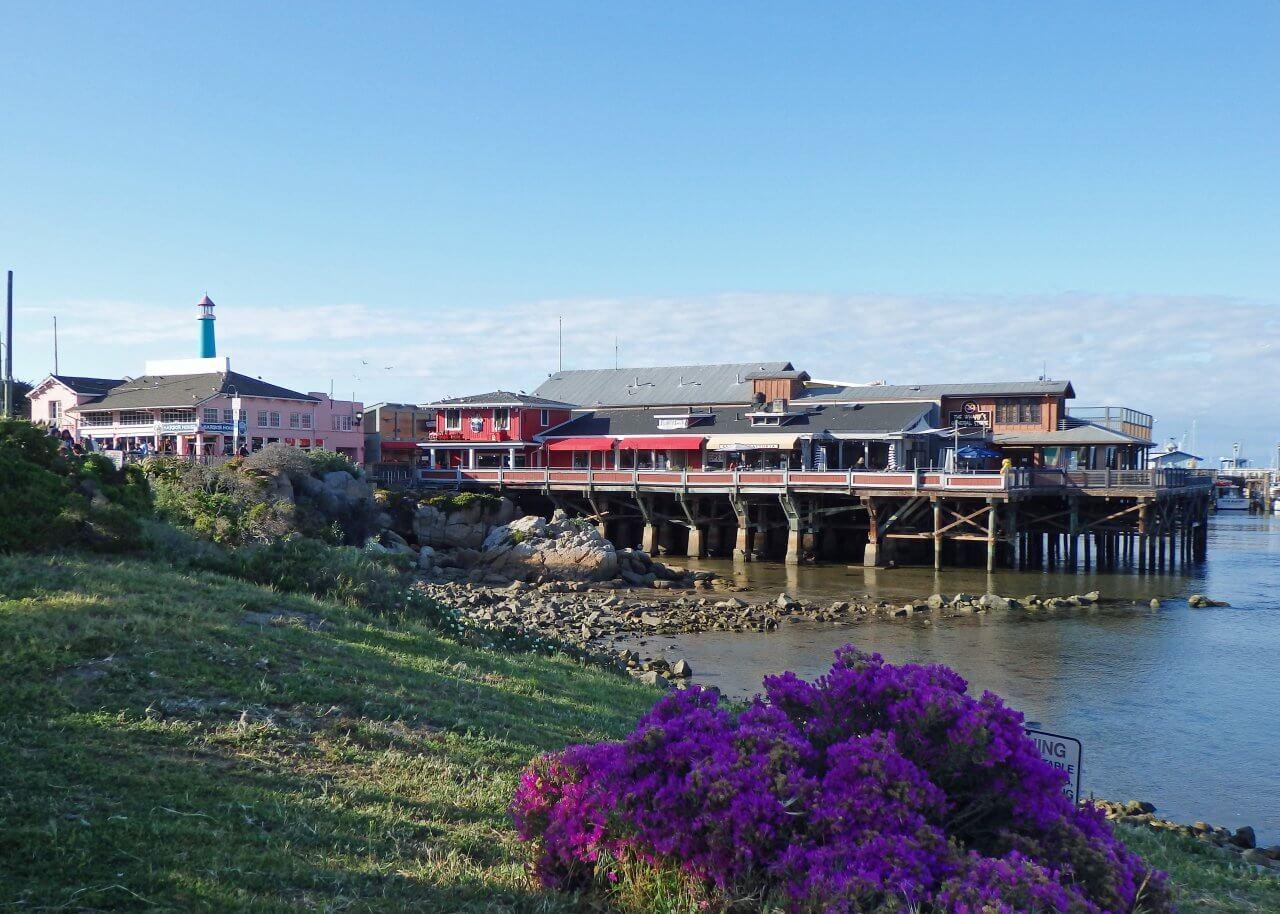 Monterey's Fishermans Wharf