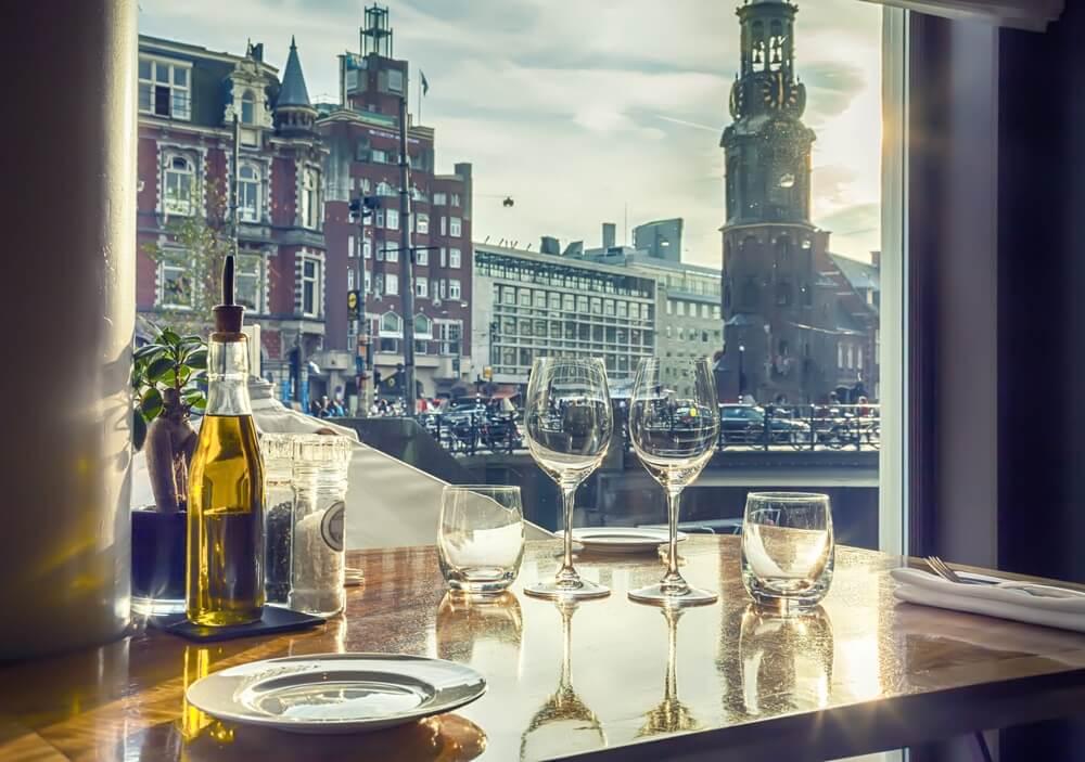 Originele restaurants Amsterdam