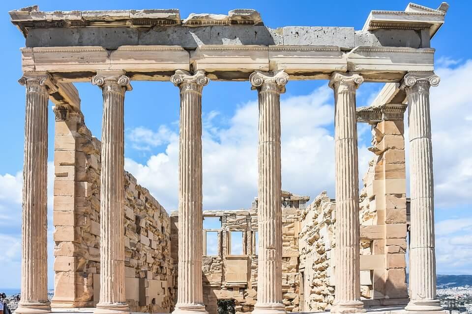 Bekende Gebouwen In Griekenland.Alles Over Jouw Bezoek Aan De Akropolis Van Athene