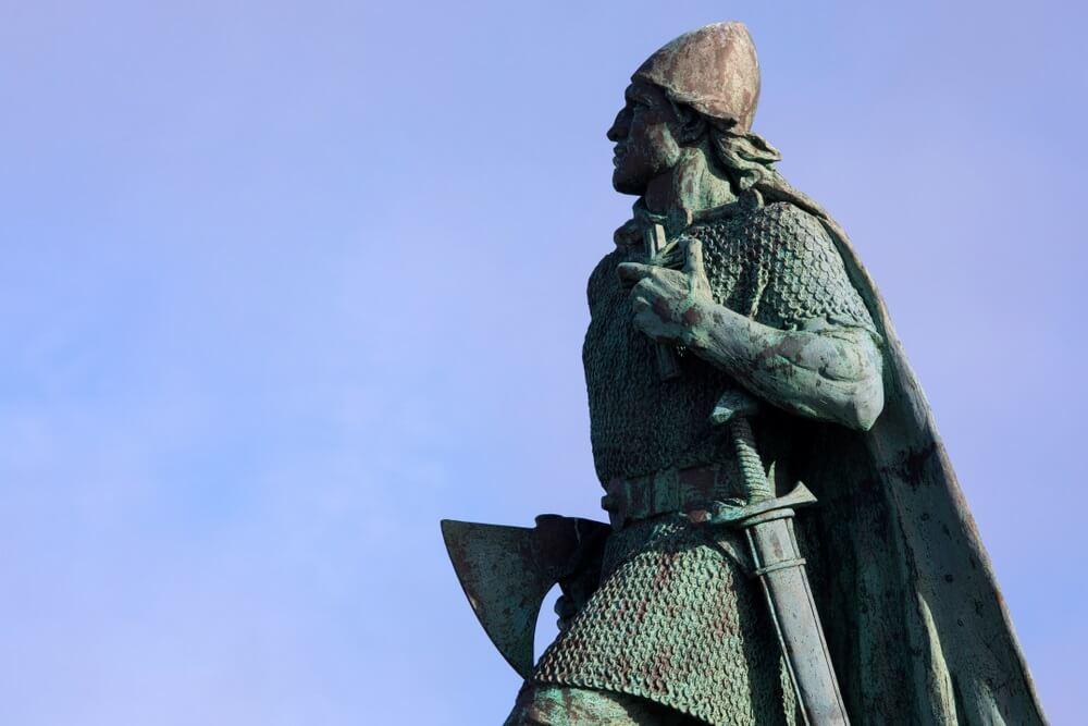 Leif Eriksson standbeeld