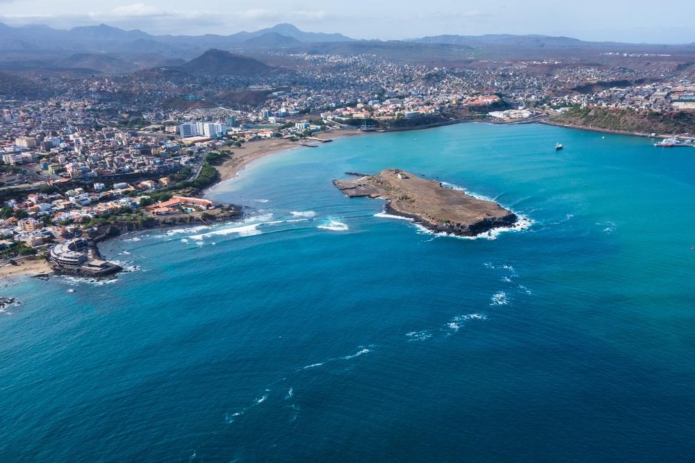 Praia Santiago Kaapverdie