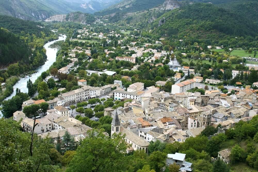 castellane frankrijk