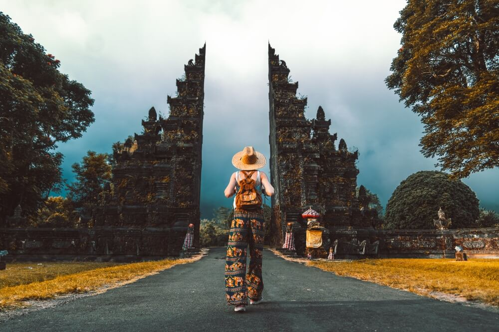 Backpacken Indonesië