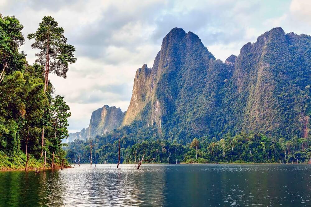 Luxe jungle- en meertour van 3 dagen en 2 nachten KHAO SOK