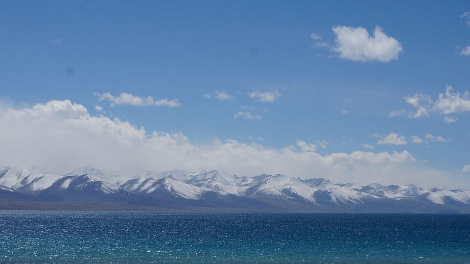 Namtso meer tibet rondreis