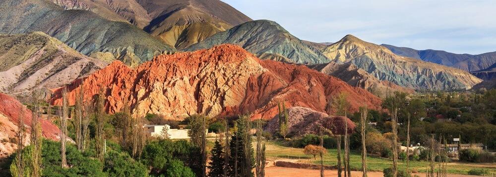 Nationaal Park Calilegua Argentinië