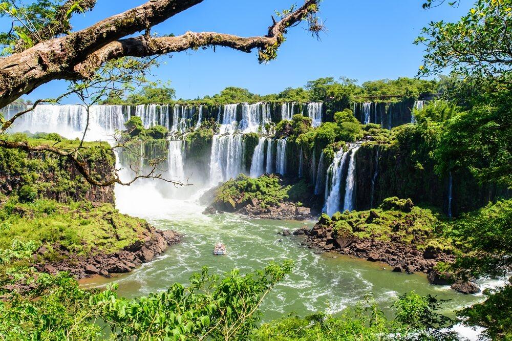 Nationaal Park Iguazú Argentinië