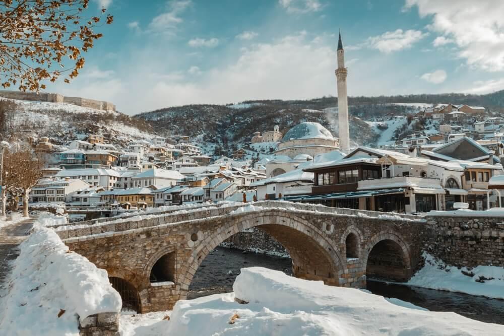 Reis verder naar Prizren