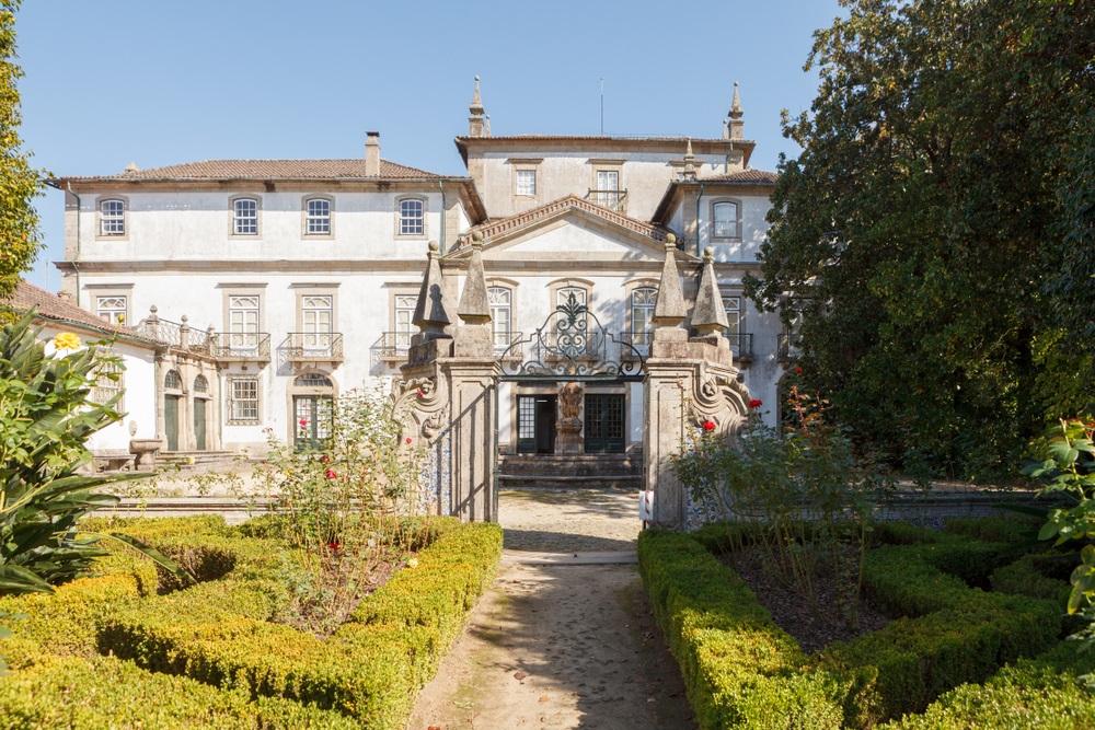 braga portugal palacio dos biscainhos