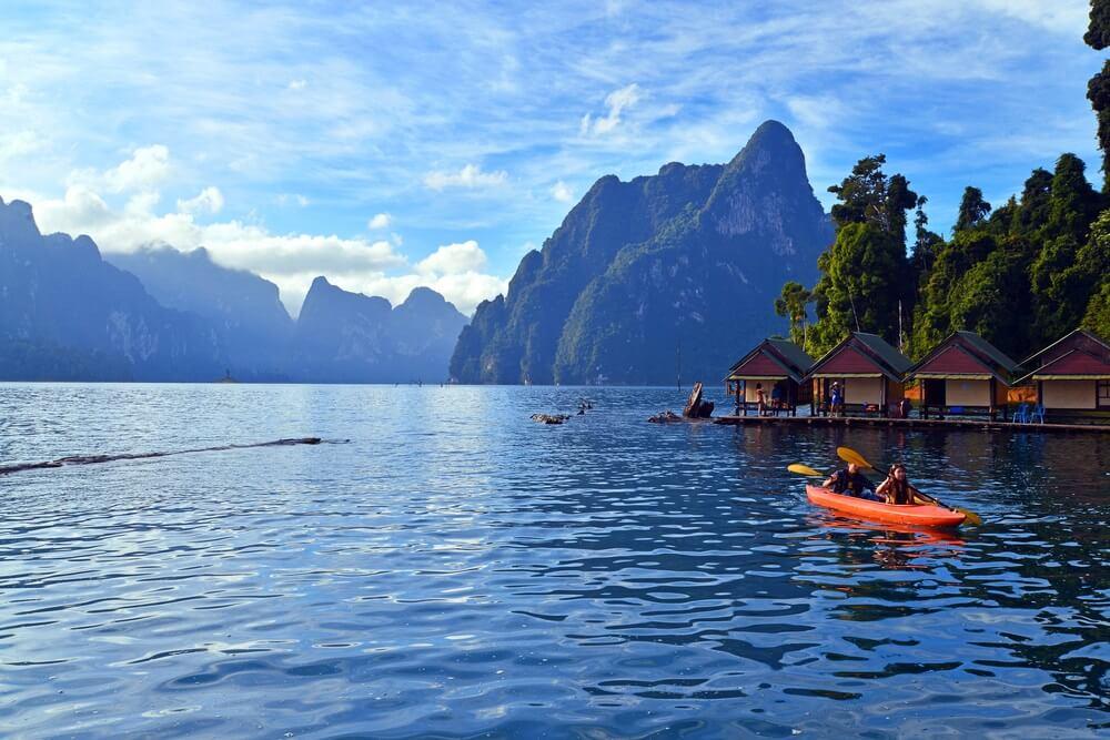 khao sok lake expeditie