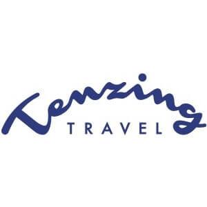 logo tenzing travel