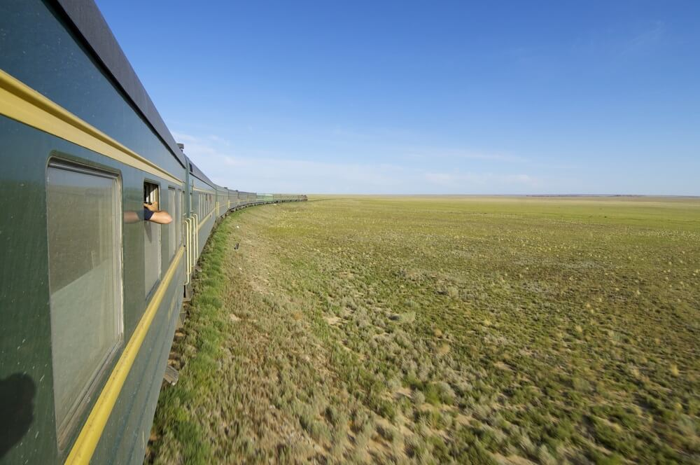 transiberie express rusland