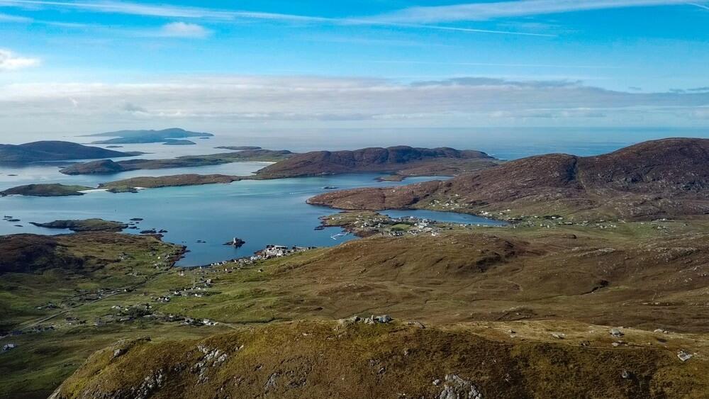 Bishop's Isles Barra Eilanden Schotland