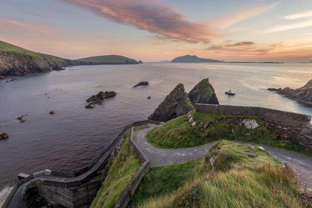 Blasket  eilanden Ierland