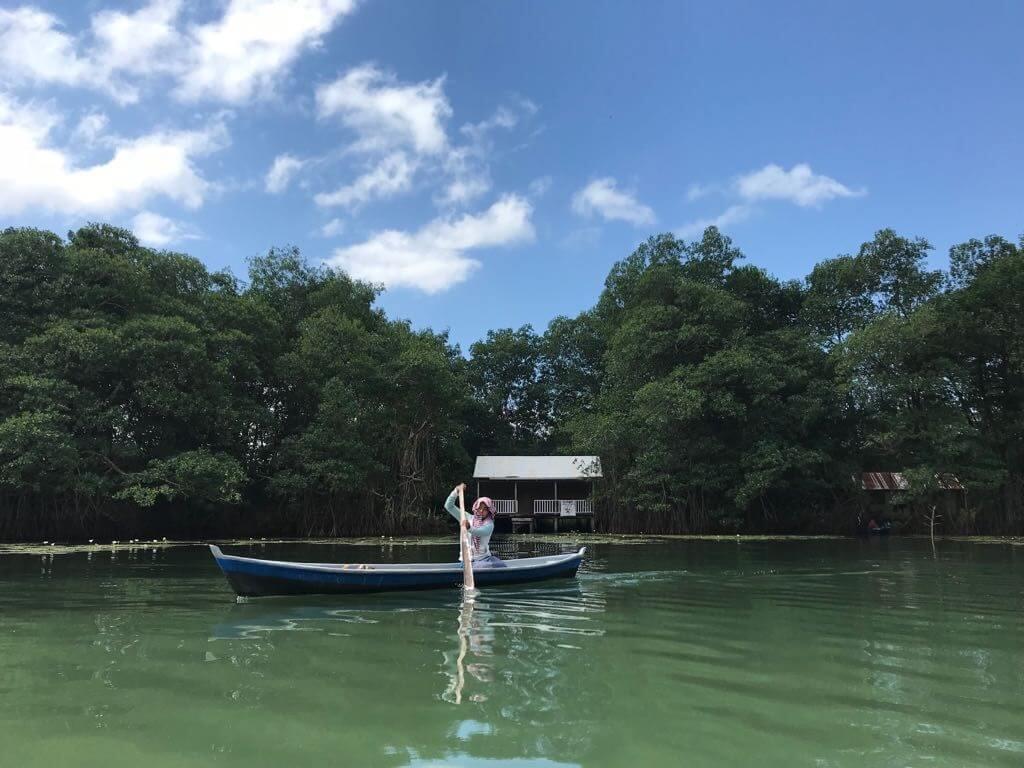 Boottocht over de Rio Dulce