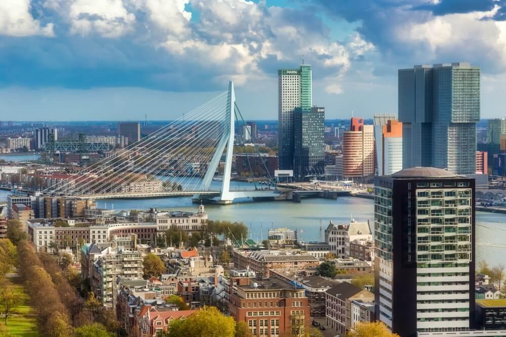 Rotterdam in een dag