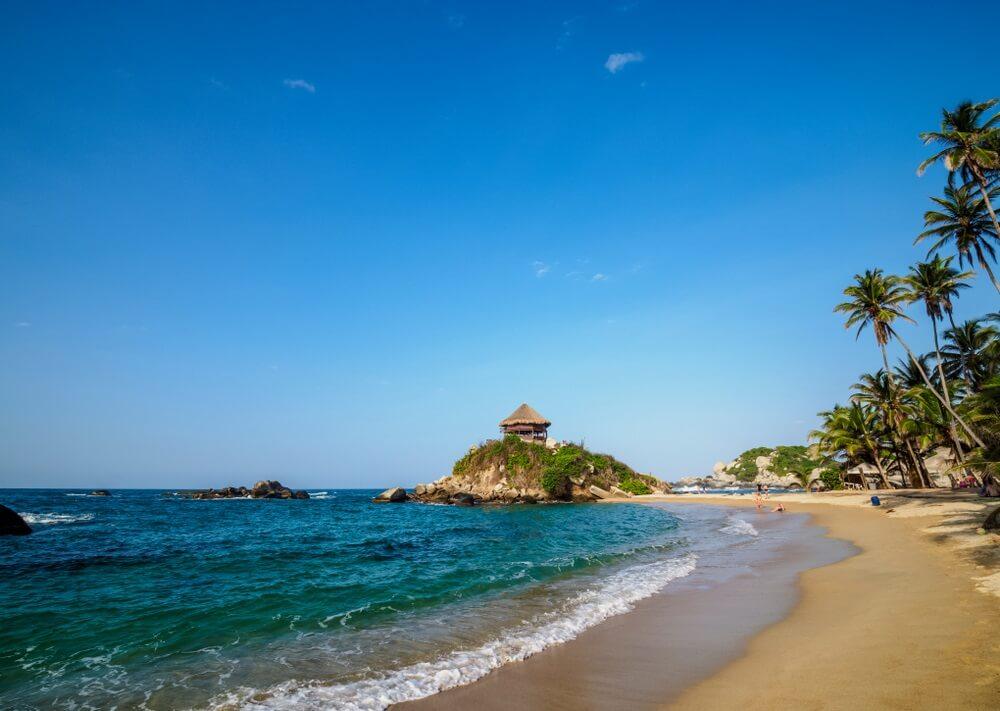 El Cabo San Juan Beach Colombia
