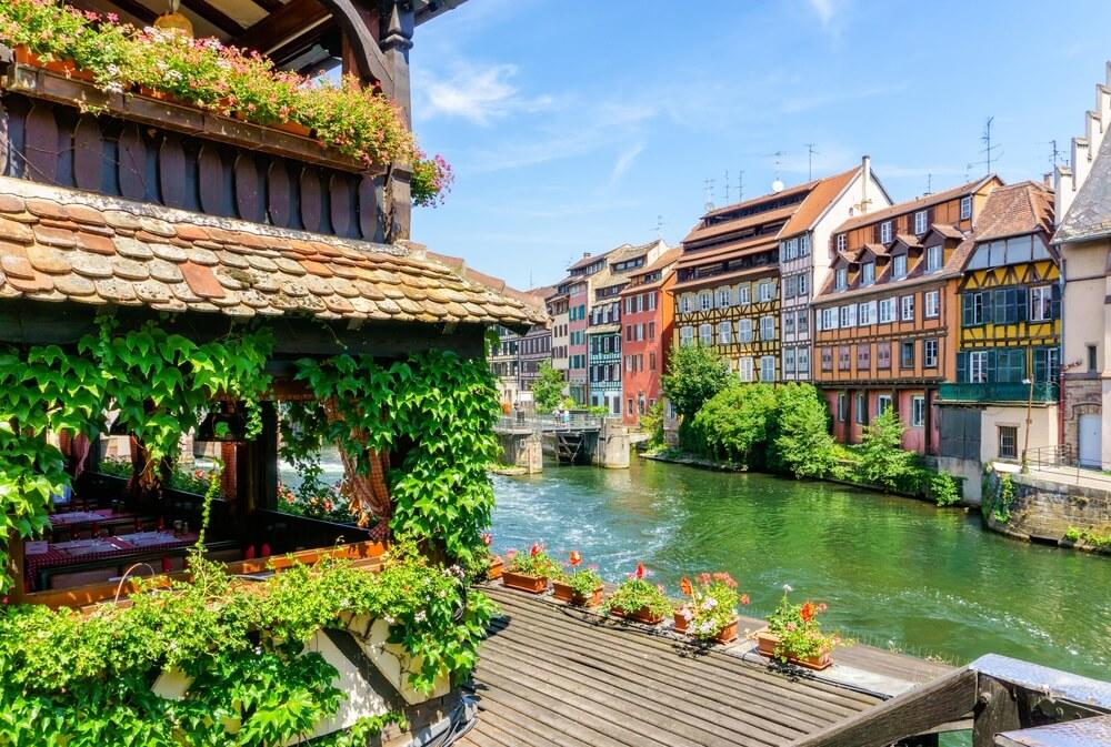 Petite France Straatsburg