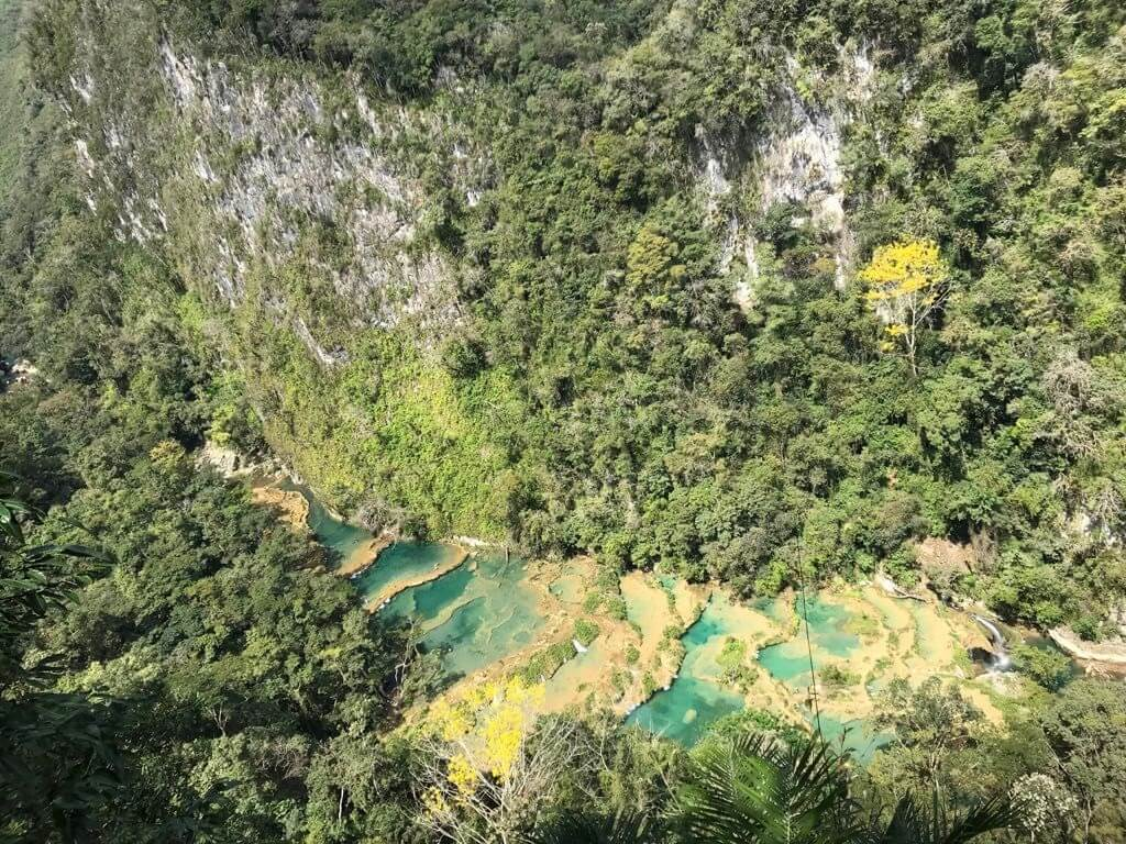 Nationaal Park Semuc Champey