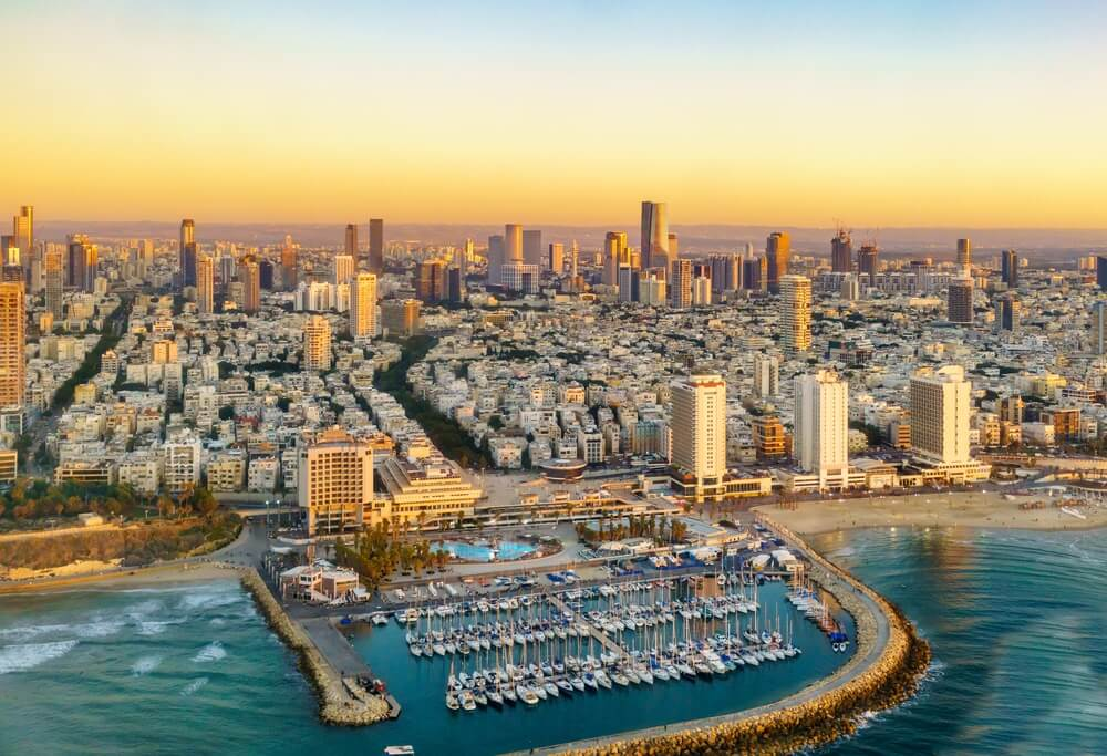 Stedentrip Tel Aviv