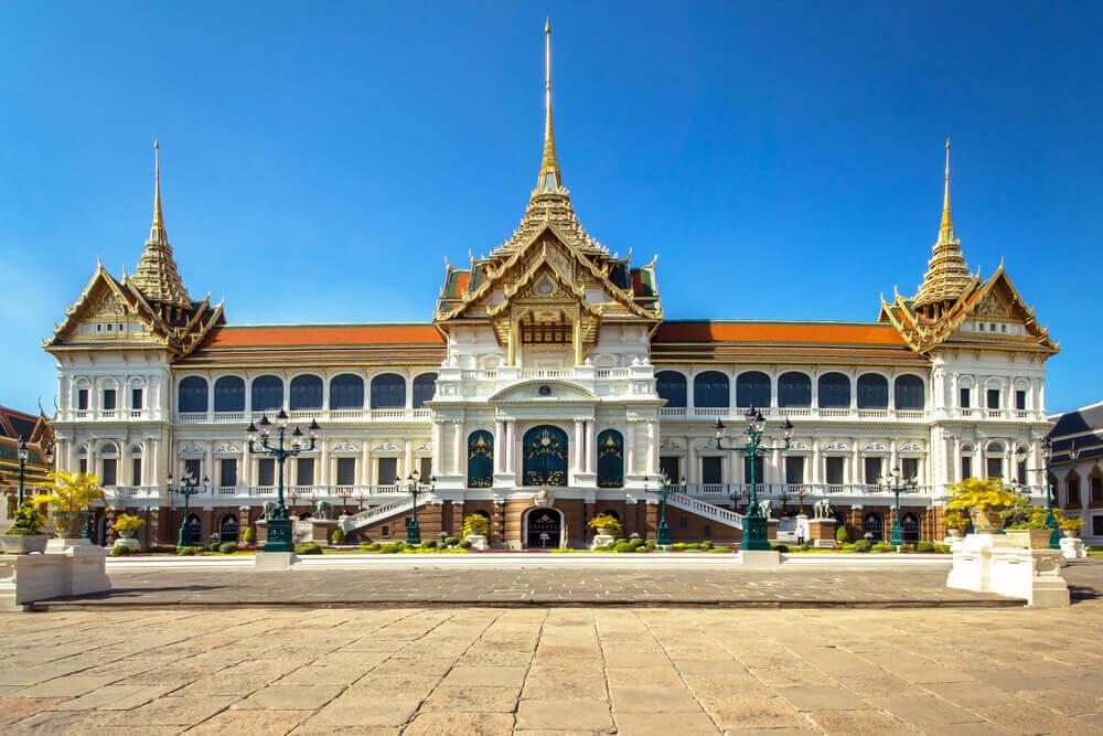 grand palace bangkok thailand bezoeken