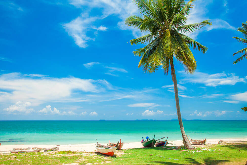 koh lanta strand thailand tips