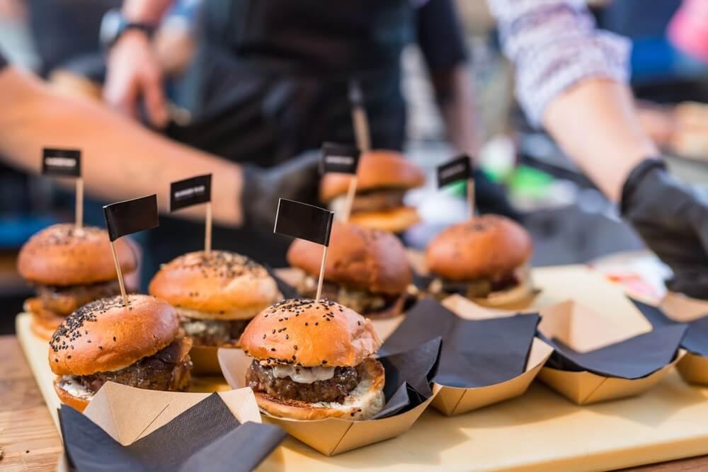 Deze foodfestivals in Amsterdam mag je niet missen