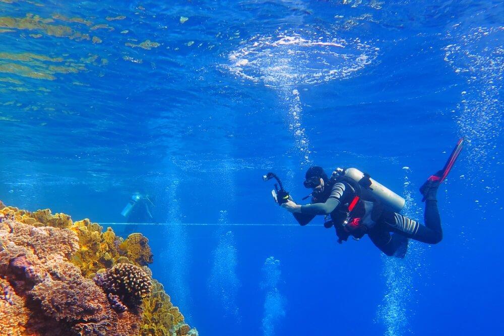 Een duikvakantie in Egypte