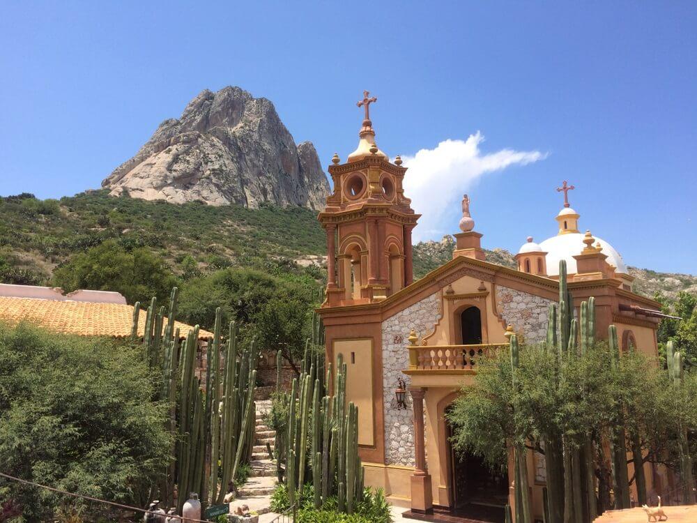 Querétaro Mexico kerk