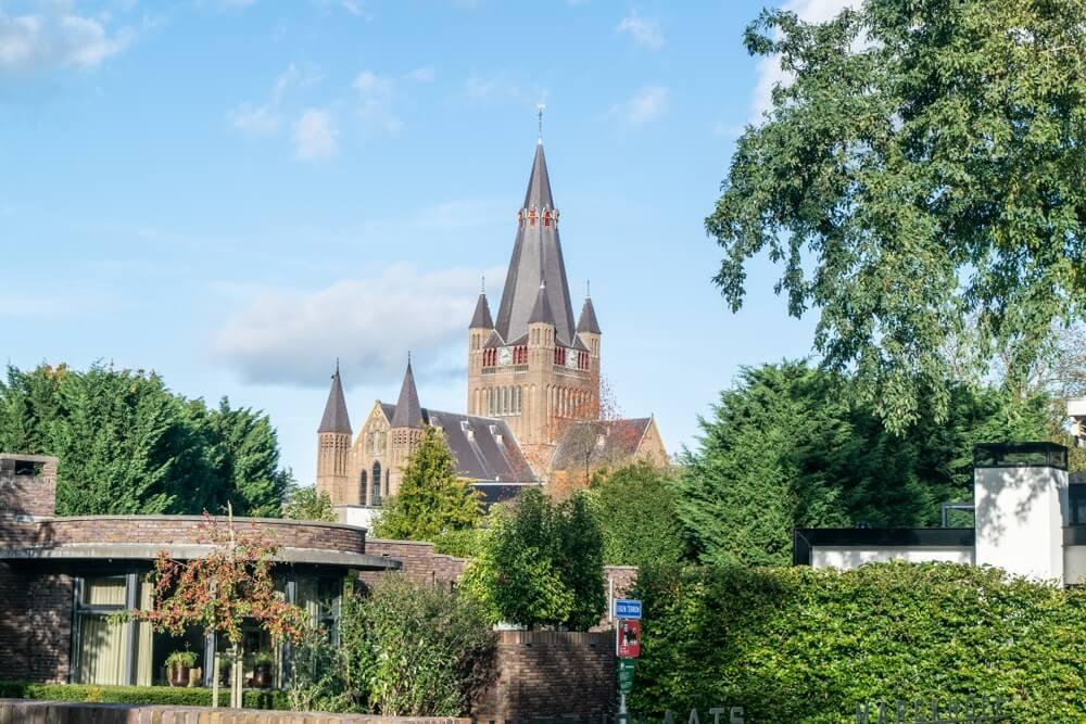Kerk in het Ginneken, Breda.