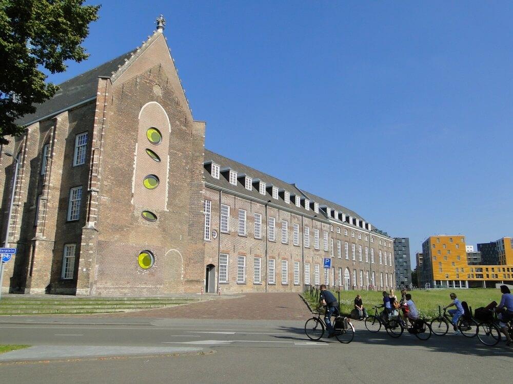 Kloosterkazerne Breda - Holland Casino.