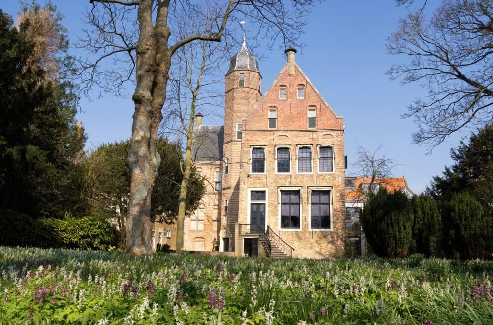 De Martenastate is een monumentaal pand met mooie tuin in de historische stad Franeker in de Nederlandse provincie Friesland.