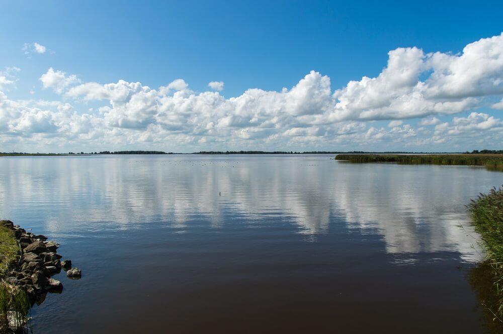 Lauwersmeer Nationaal Park.