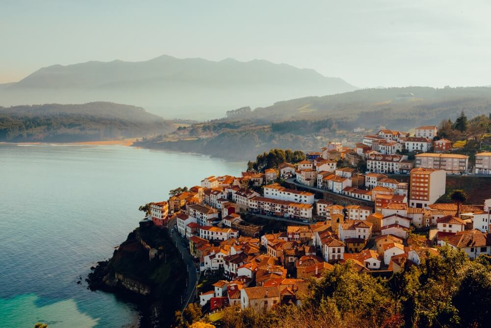 Lastres, een prachtig dorp aan de noordkust van Spanje.