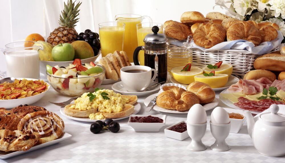 Heerlijk ontbijtbuffet in de Fletcher Hotels Nederland.