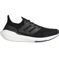 8. Adidas Ultraboost 21 Heren - Zwart Groen